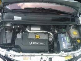 Opel Zafira Мотор