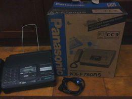 Продаю факс-телефон с автоответчиком Panasonic KX-F780RS.