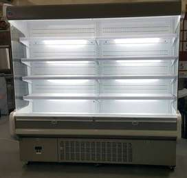 2M HIGH BACK WALL CHILLER