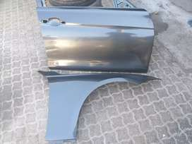 BMW f30 right front door right front fender