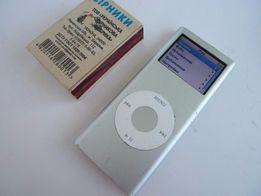 Плеер Apple iPod nano, 4G, A1199, из Англии.Чехол.