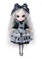 Кукла Pullip Romantic Alice Monochrome Пуллип монохромная Алиса романт