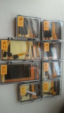 Ресницы Kodi, материалы для наращивания ресниц (остатки)