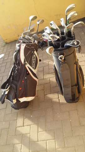 2 Golf clubs for sale!!!