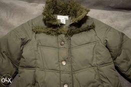 Куртка,курточка,пальто демисезонное на девочку 3-5,5 лет