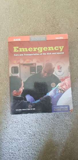 Emergency Care And Transportation Of The Sick And Injured (10th Editio