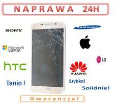 Wymiana wyświetlacza lcd Samsung Galaxy s4 s5 s6 s6 edge s7 note