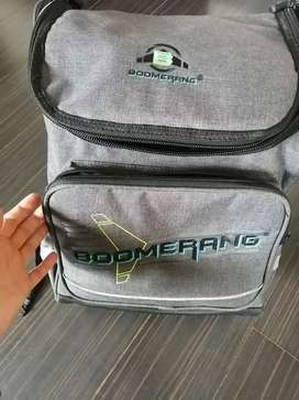 BOOMERANG large ortho 3 division school backpack