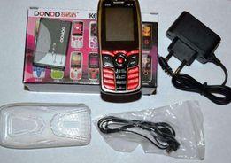 Супер телефон DONOD 2SIM металлический корпус