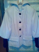 Женское пальтишко 38 размера
