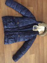 Женская куртка, пуховик ( зима- весна)