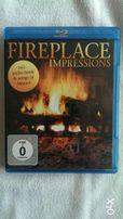 Fireplace komnek blu ray