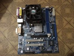 K7S41GX+AMD duron 1,8