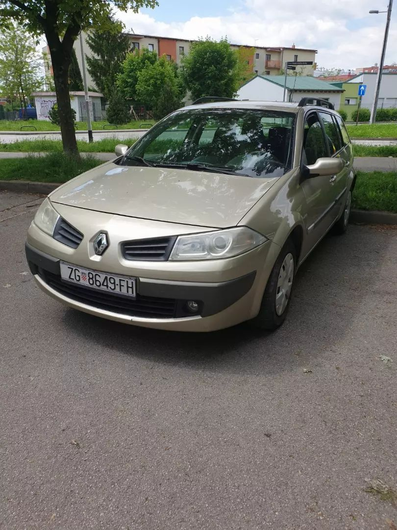 Renault megane 1.5 dci 2006 0