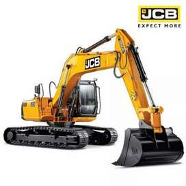Jcb JS205 excavator stripping for spares