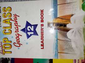 Grade 12 Geography text books & past papers