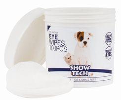 Chusteczki Show Tech do czyszczenia oczu dla psa
