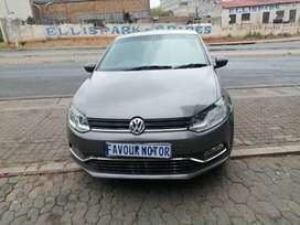 2019 Volkswagen Polo Vivo 1,4 engine capacity