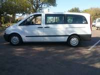 Image of 2014 Mercedes Benz - Vito 116 2.2 CDi Crew Bus