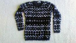 Sweter dziewczęcy rozm.146/152