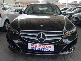 2014 Mercedes-Benz E200 Automatic 51000km R200,000