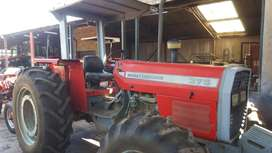 Massey Ferguson 375 Tractor 4x4 For Sale