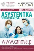 Asystentka stomatologiczna - nauka za darmo!