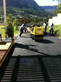 Image of Best tarred surfaces/driveways, roads & parking areas.