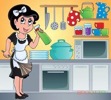 Помошница по хозяйству (уборка, готовка, стирка, глажка и т.д.)