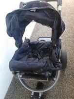 trzykołowy wózek teutonia Spirit wózek spacerówka