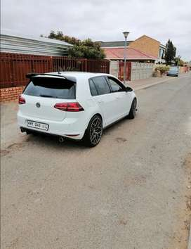 GOLF 7 GTI SPORTS PACKAGE