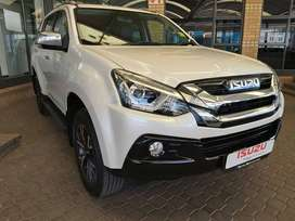 2020 ISUZU  mu-X 3.0 4X4 AT