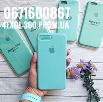 Чехол силикон кейс,на айфон,silicone case 5,6,7,6+,7+,8,8+10.Дроп