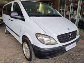2007 MERCEDES BENZ VITO 115CDi,EXCELLENT CONDITION, GREAT PERFOMANCE