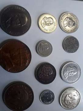 Old Rare South African coins