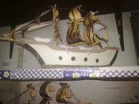 Small model ship for sale