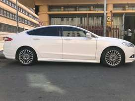 2017 Ford Fusion 2.0