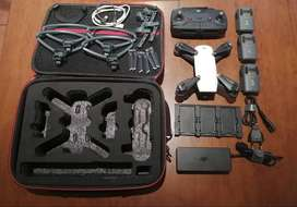 DJI Spark Drone (mint condition) with extras