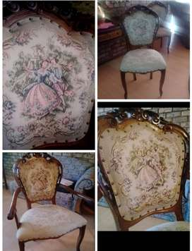 Collection Vintage Furniture to be SOLD