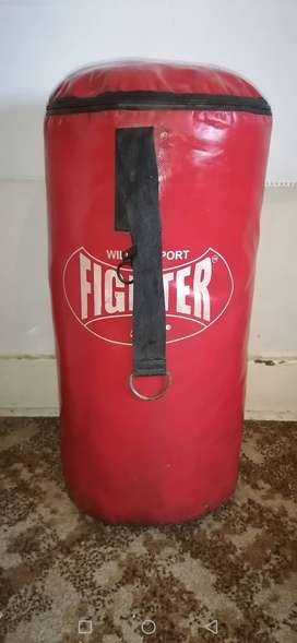 Boxing bag, Never used