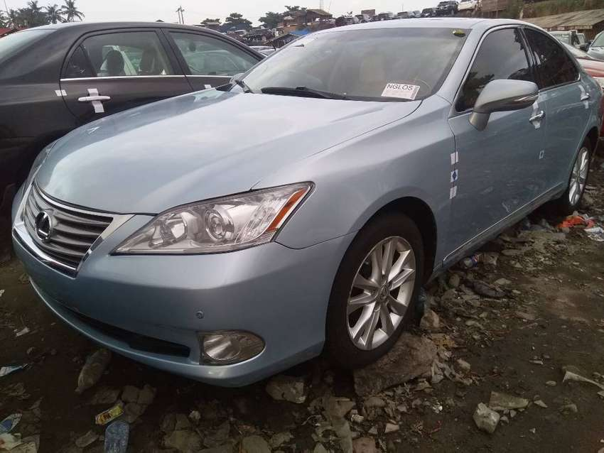 Tokunbo Lexus ES350, 2010/011, Full Option. Very Ok For You. 0