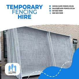 Construction barricades | Ready fencing panels