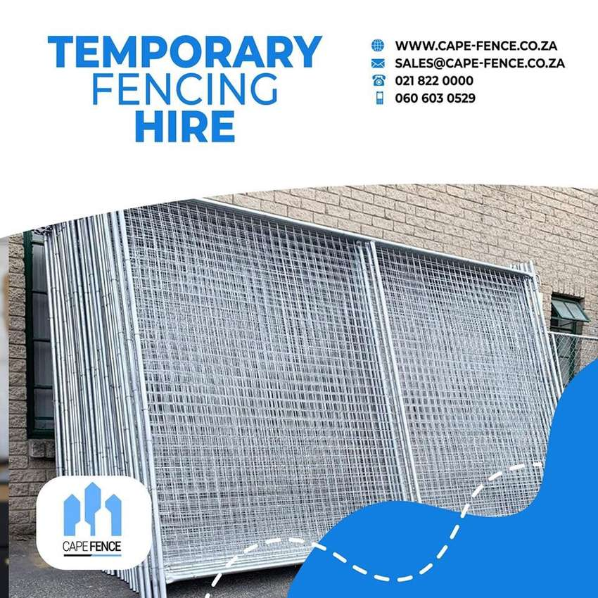 Construction barricades | Ready fencing panels 0