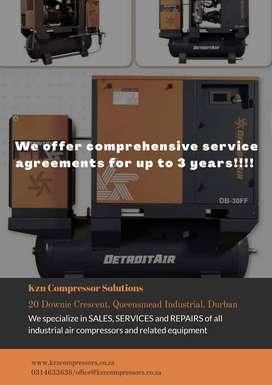 Turnkey Solutions - Air Compressor Sales