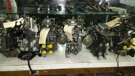 We service all your diesel pumps and injectors