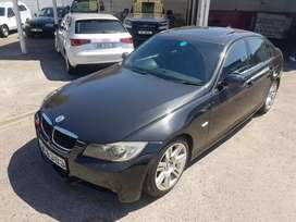 Bmw 320i Automatic Msport
