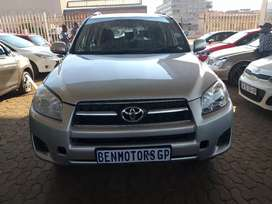 2011 Toyota RAV4 1.6 VVTI 4x4 Manual