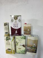 Оливковое масло 5 L. Extra Vergine di Oliva. Доставка Бесплатная.