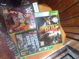 3 Xbox games for sale R200 each or 600 for all 3