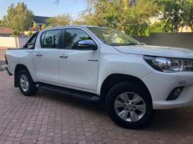 Toyota Hilux 2.8GD Double Cab (4x4)
